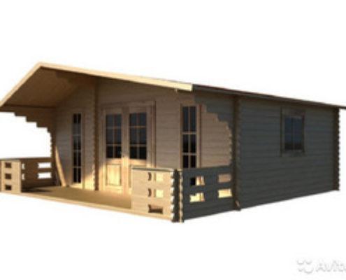 Дачный домик UG 004