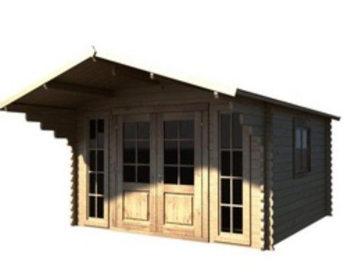 Дачный домик UG 015