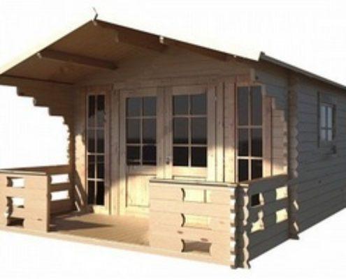 Дачный домик UG 016