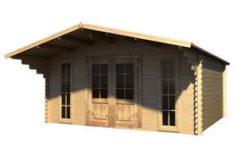 Дачный домик UG 017