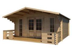 Дачный домик UG 018