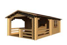 Дачный домик UG 021