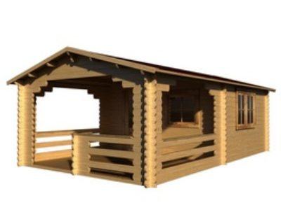 Дачный домик 021