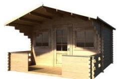 Дачный домик UG 025