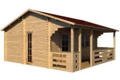 Дачный домик UG 033