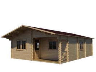 Дачный домик 035