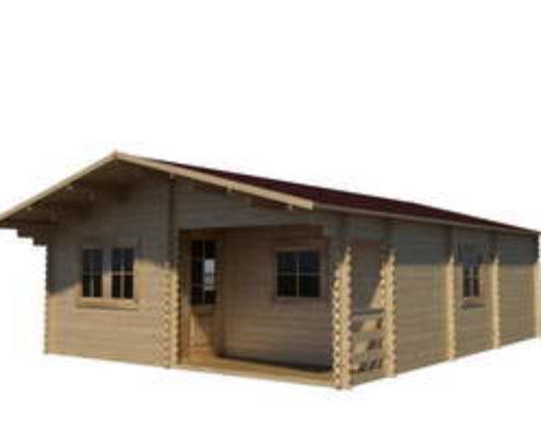 Дачный домик UG 035