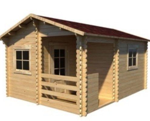 Дачный домик UG 042