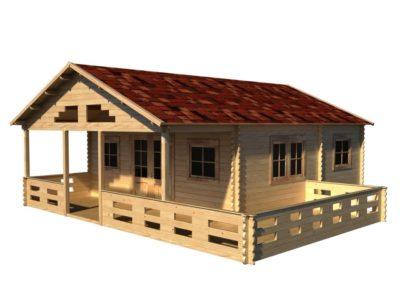 Дачный домик UG 001